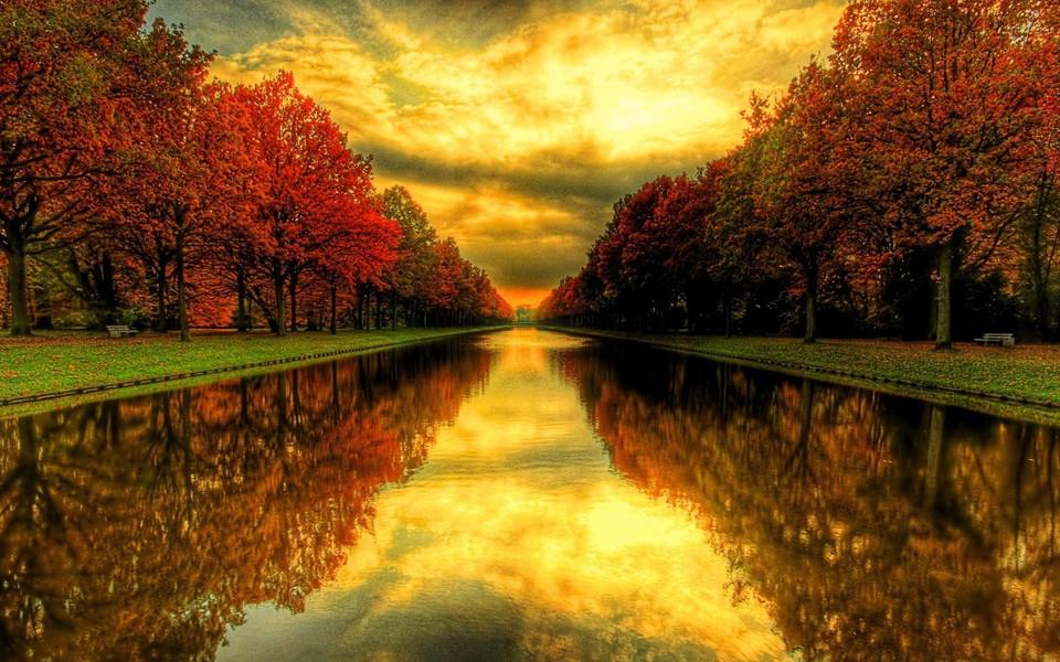 唯美自然风景推荐高清电脑桌面壁纸