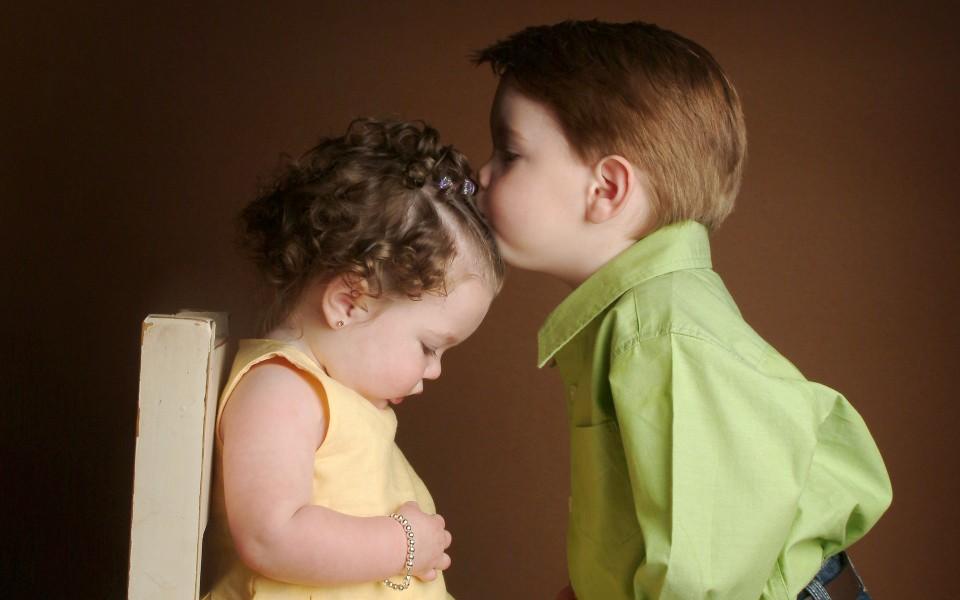 爱与纯真宝宝壁纸