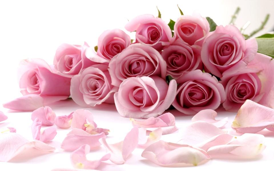 粉红色可爱桌面