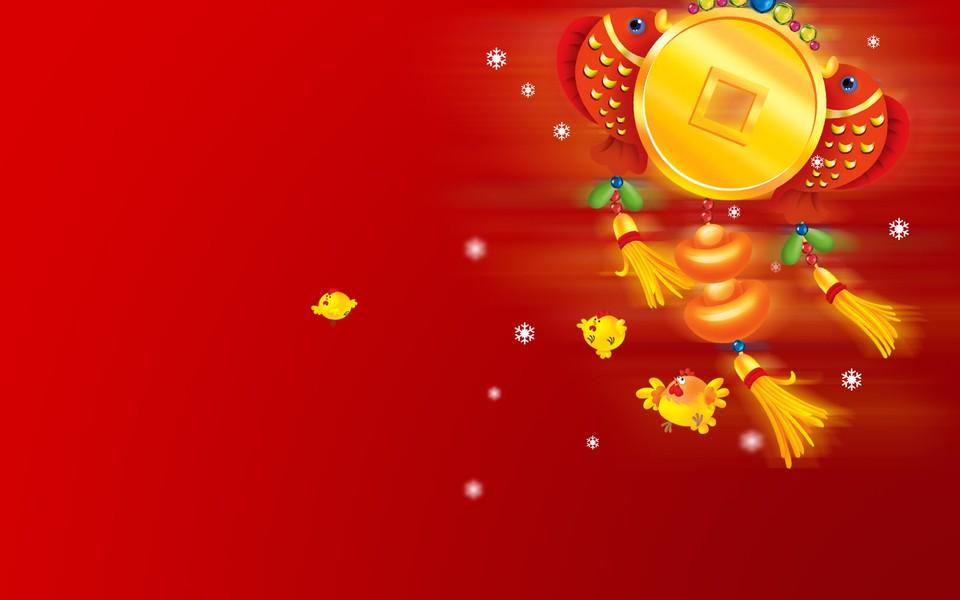 喜庆春节高清壁纸图片