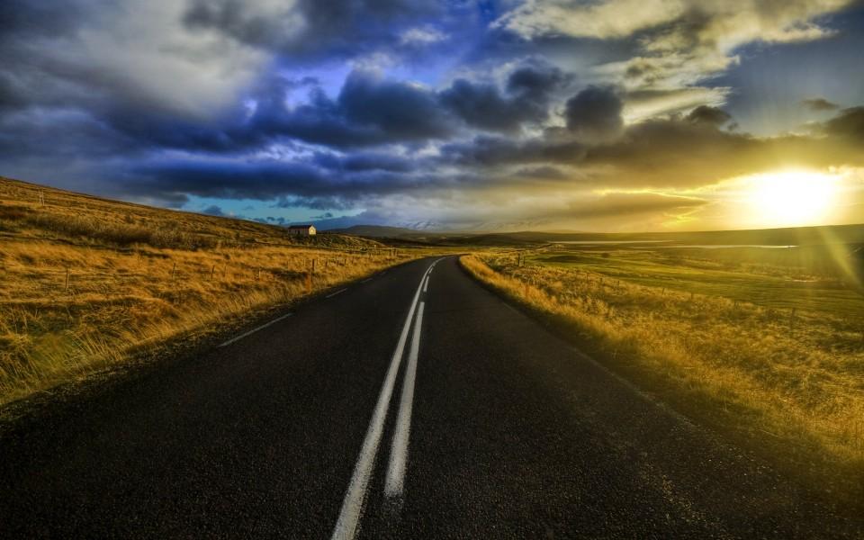 壁纸 道路 高速 高速公路 公路 桌面 960_600