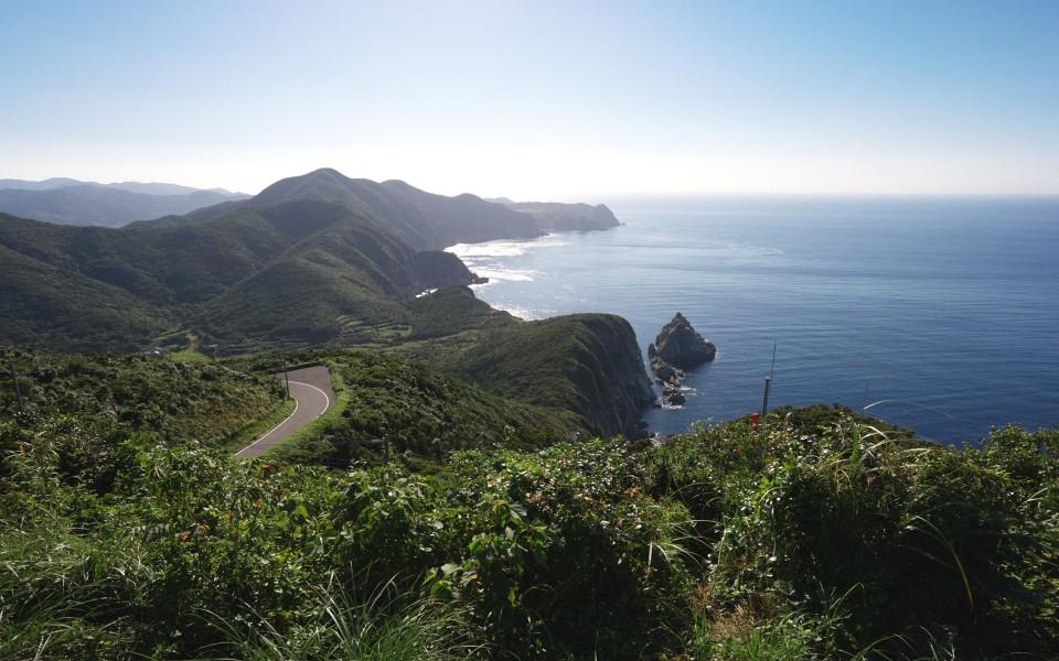 电脑壁纸 自然风景壁纸 长崎海岛异域风情桌面壁纸下载   作者:壁纸