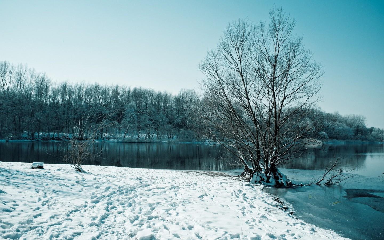 雪景唯美高清桌面壁纸 高清桌面冬季唯美雪景 雪景高清唯美电脑壁纸图片