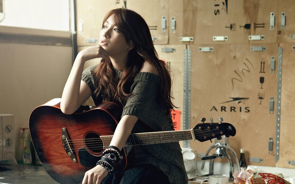KARA韩国美女明星组合壁纸