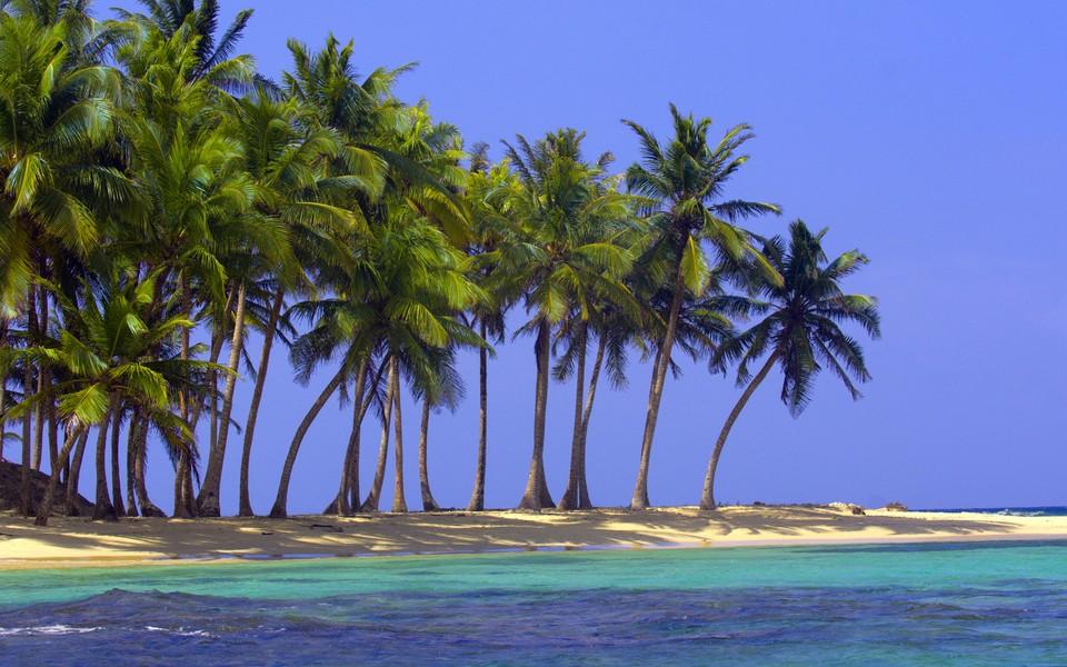 海边美景电脑桌面壁纸