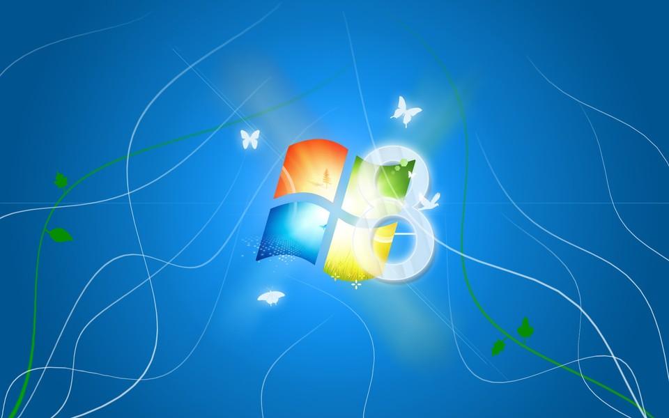 windows8高清桌面壁纸图片