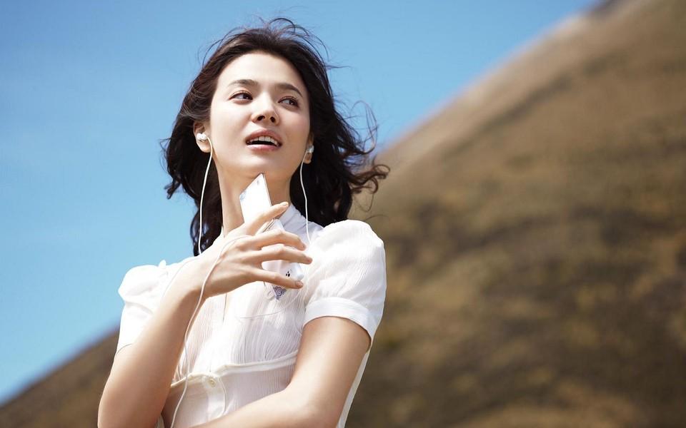宋慧乔韩国美女明星壁纸