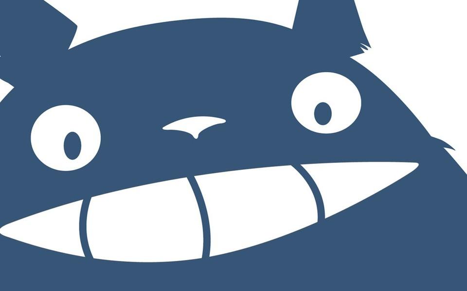电脑壁纸 卡通壁纸 トトロ龙猫可爱壁纸下载下载   (3/13) 作者:壁纸