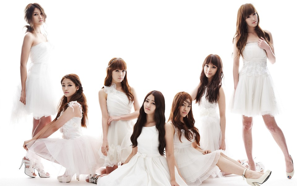 chi韩国女子组合壁纸