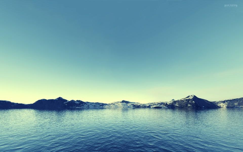 唯美优雅的风景壁纸高清图片