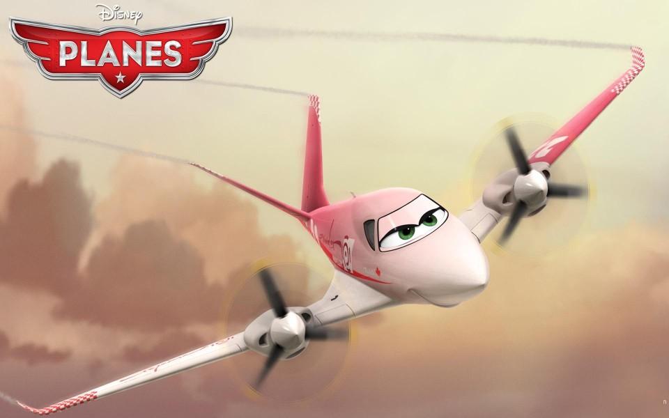 动画电影《飞机总动员》桌面壁纸