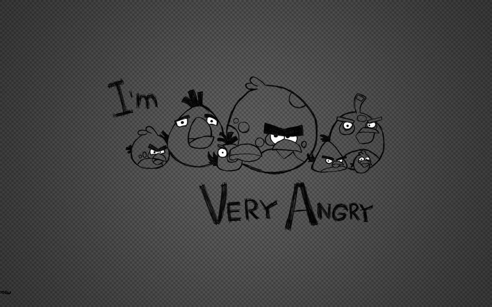 愤怒的小鸟电脑壁纸下载