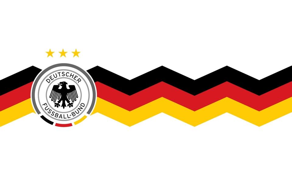 2014巴西世界杯德国国家队壁纸图片