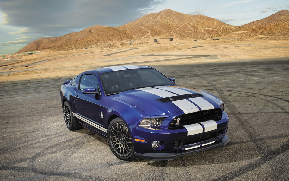 shelby gt500(福特野马)