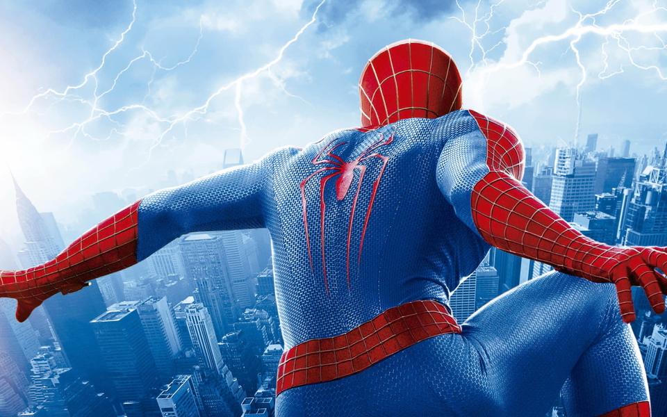 超凡蜘蛛侠2高清电脑壁纸