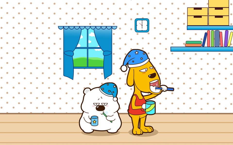 小囧熊超可爱电脑壁纸(六)下载   (10/10) 小箭头图标亲~快来扫我下载