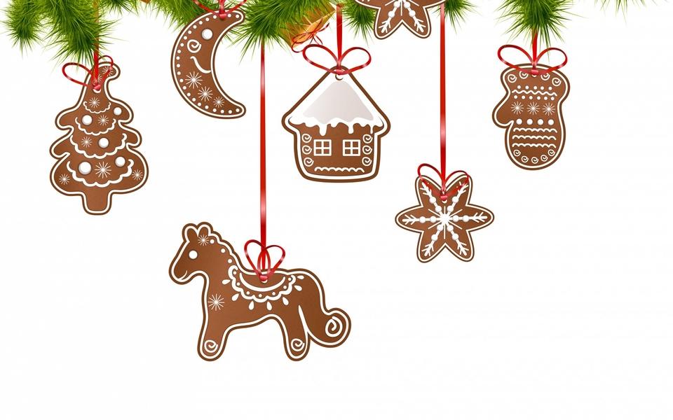 圣诞节高清桌面壁纸