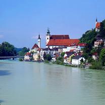 奧地利自然風光高清桌面壁紙