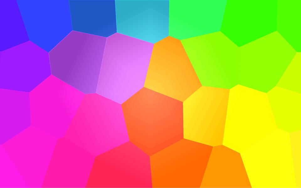 高清彩色待机壁纸