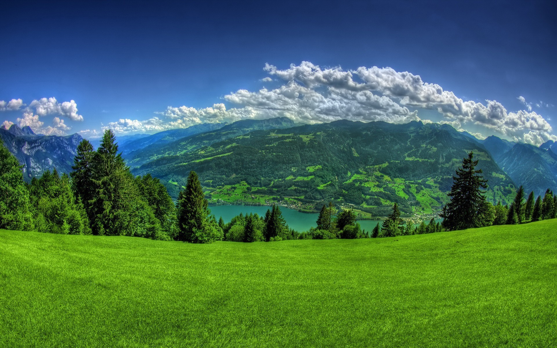 design 美丽风景图呼伦贝尔风景图自然风景图唯美风景  壁纸桌面草原