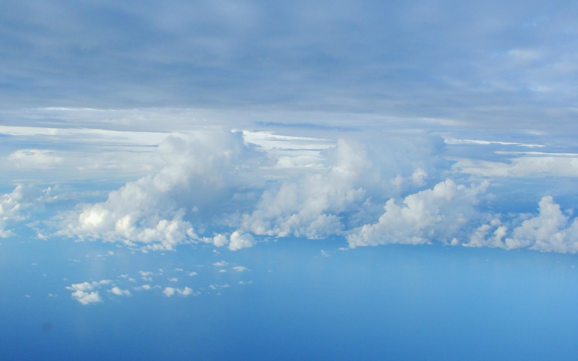蓝天白云高清壁纸win7壁纸 精美壁纸 高清壁纸 宽屏壁纸
