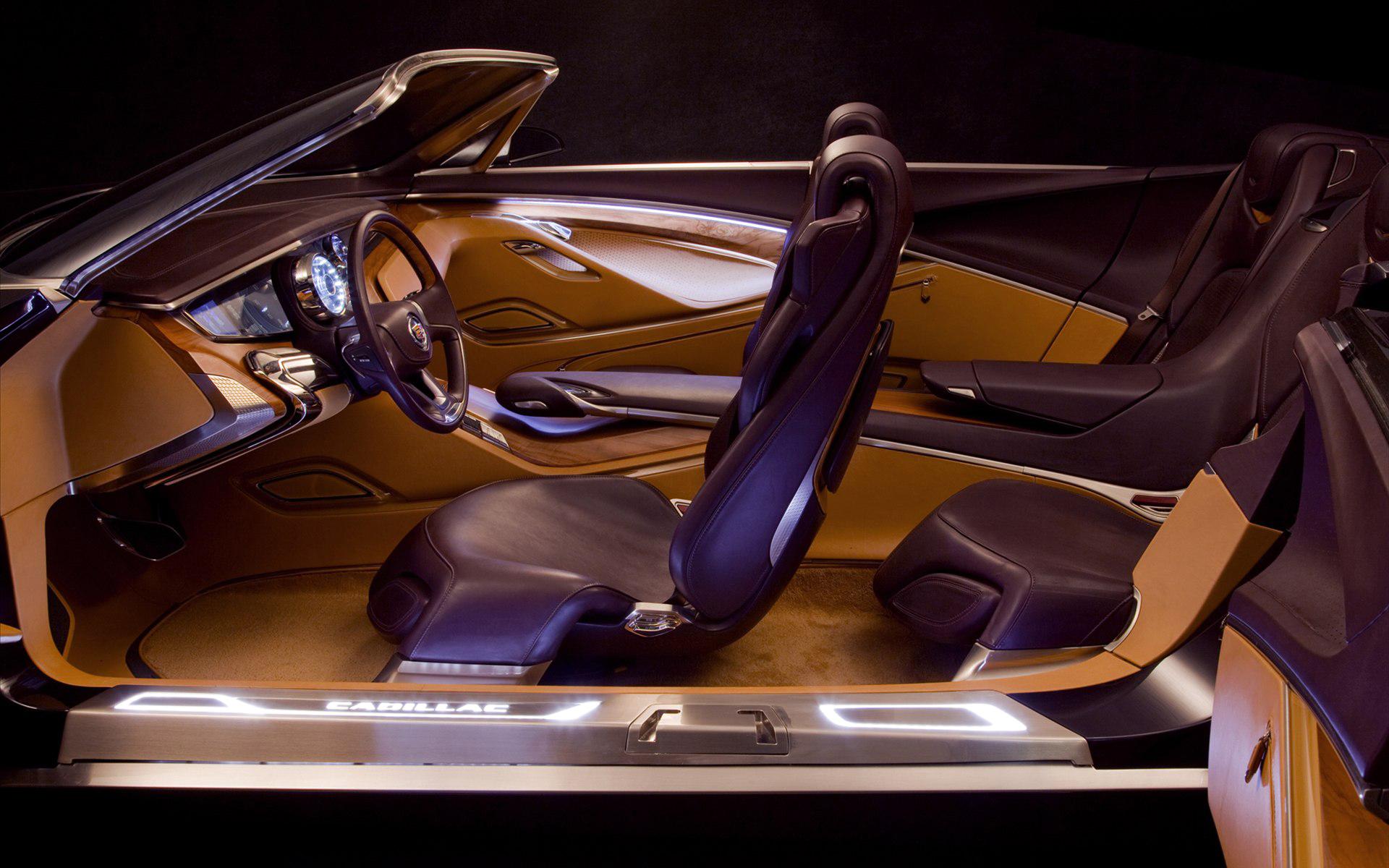 凯迪拉克Cadillac高清桌面壁纸高清图片