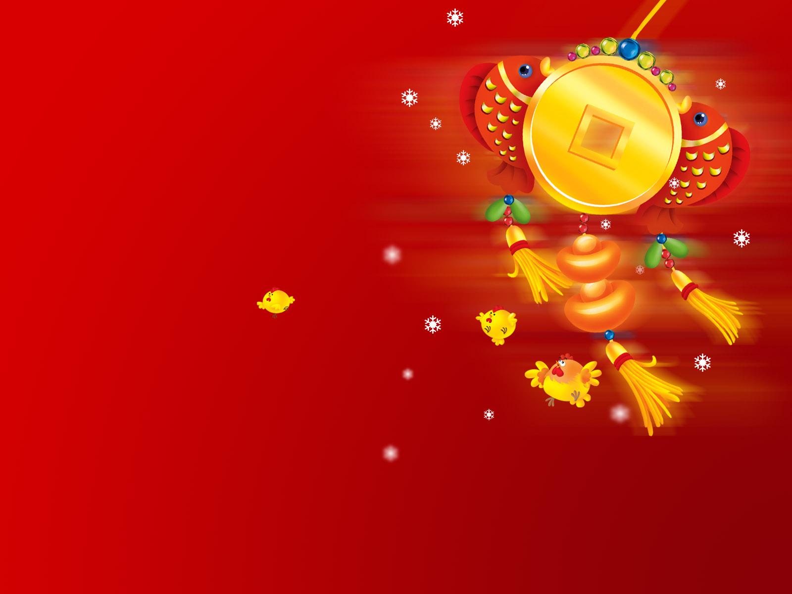 喜庆春节高清壁纸