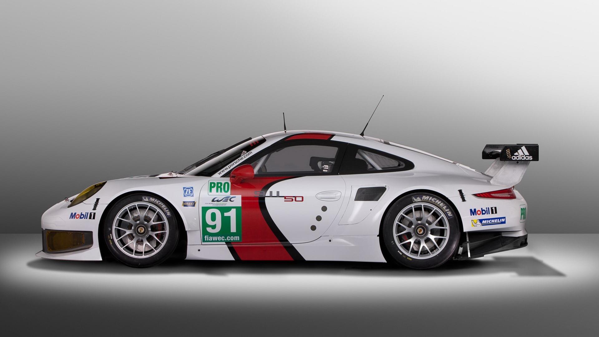 2013保时捷赛车911 gt3 高清图片