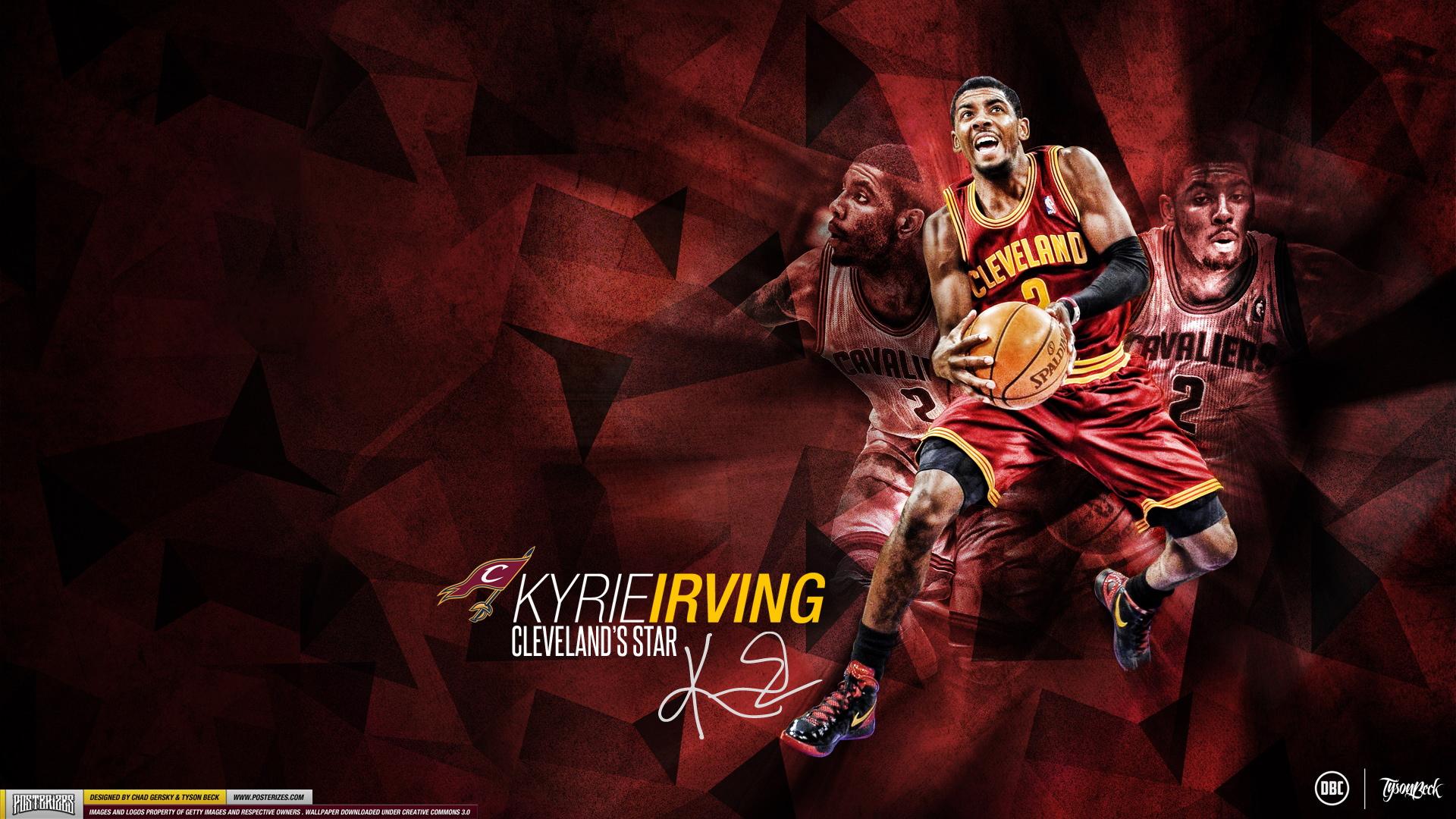NBA球星高清桌面壁纸图片