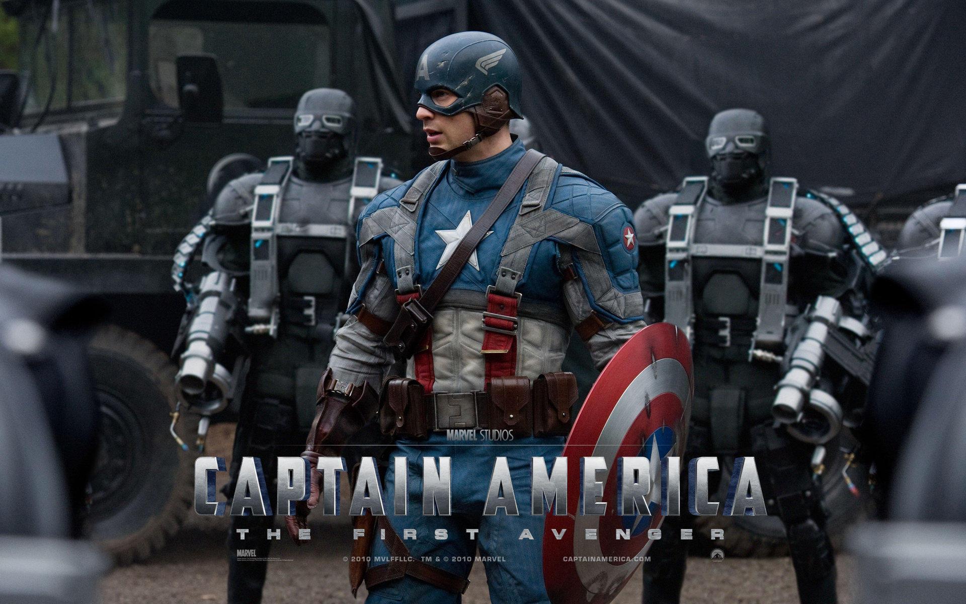 美国队长2 高清影视壁纸
