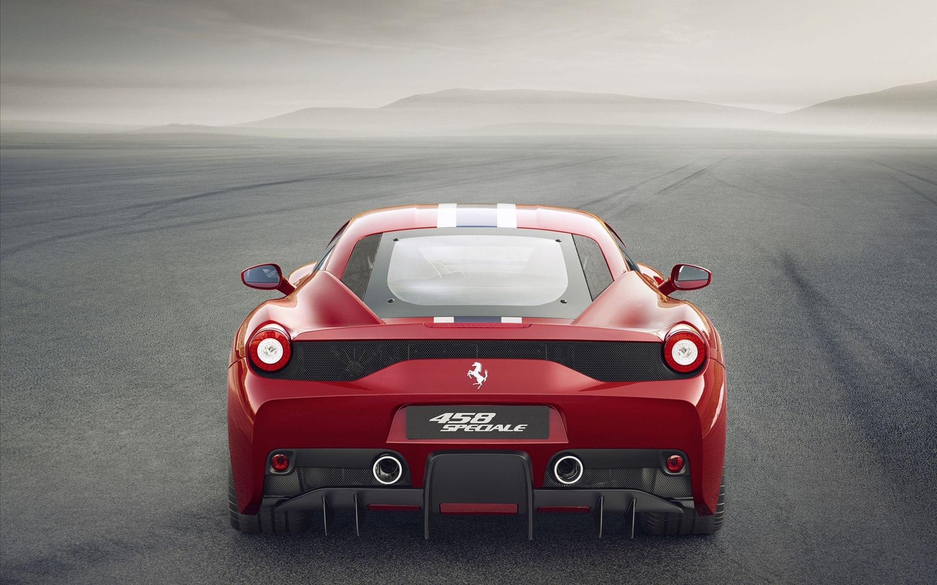ferrari 法拉利 458 speciale 2014壁纸win7壁纸 精美壁纸 高清图片