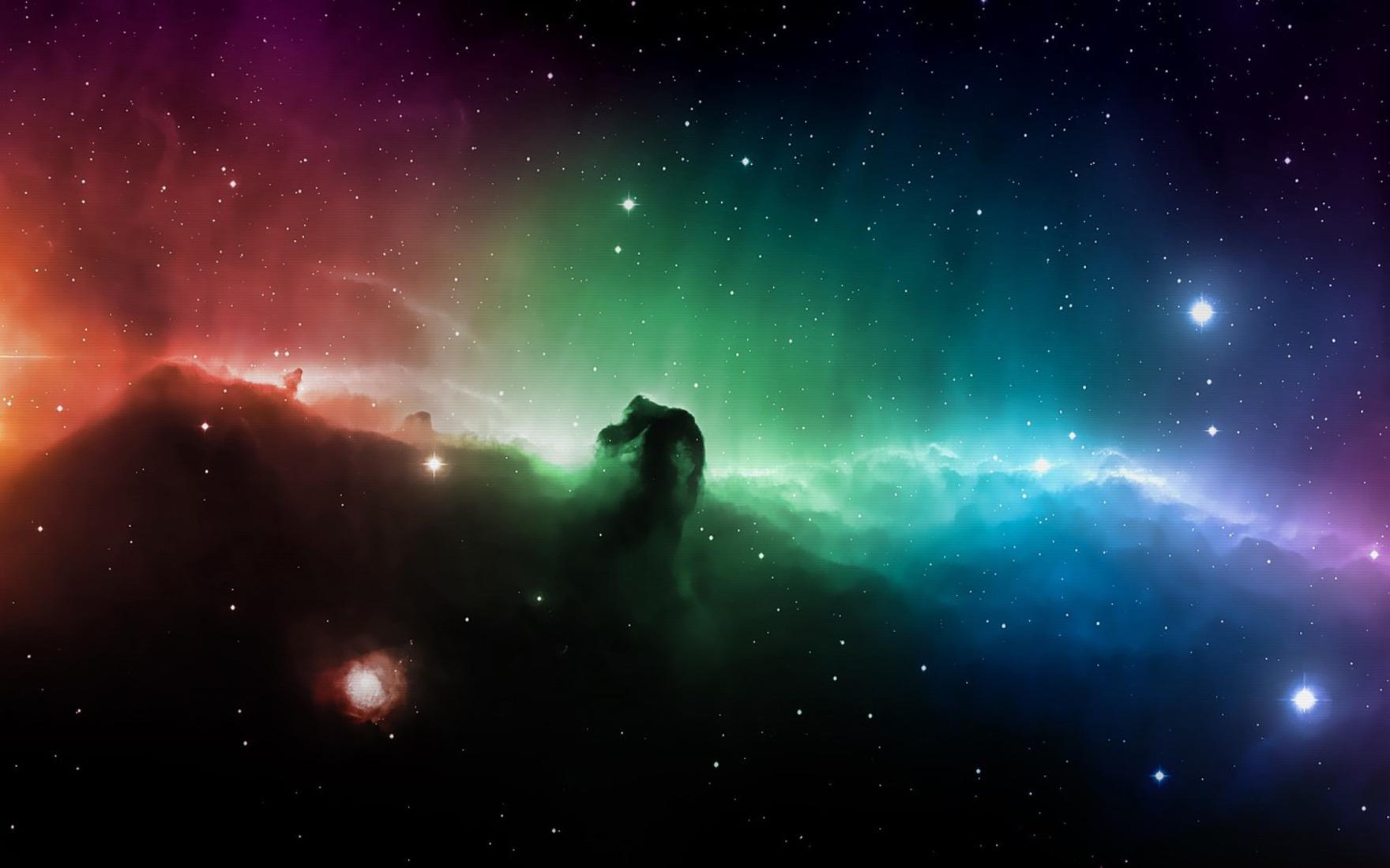 高清梦幻太空图片高清桌面壁纸 风景壁纸 壁纸下载