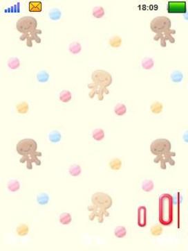 手机软件 三星e808软件 三星e808游戏 三星e808超q可爱系蕾丝风格主题