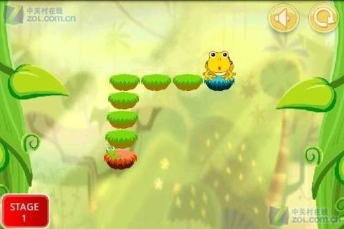 【青蛙跳迷宫】安卓版青蛙跳迷宫1.0.2下载-zol手机