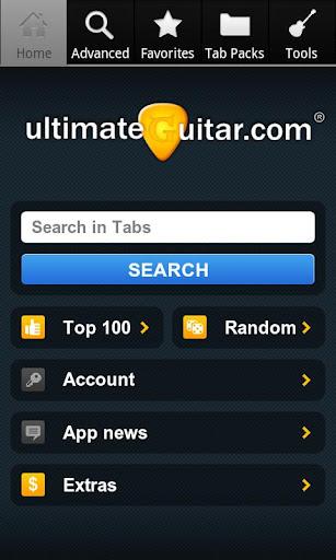 无限吉他乐谱 Ultimate Guitar Tabs 1.6.2截图大全