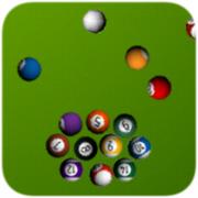 手机2D桌球 1.1
