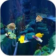 壁纸 动态 海底/海底养鱼动态壁纸评论