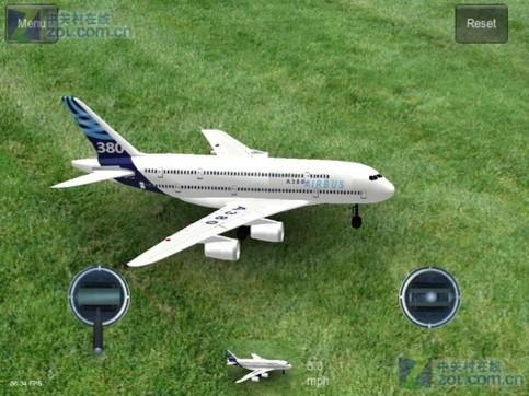 【模拟遥控飞机】安卓版模拟遥控飞机