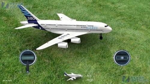 【模拟遥控飞机】iphone版模拟遥控飞机