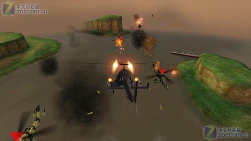 【炮艇战:3d直升机】安卓版炮艇战:3d直升机