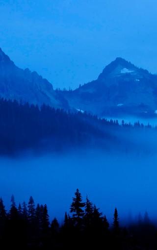 藍色世界自然風景壁紙 第6頁-zol手機壁紙