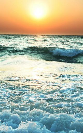 世界各地自然风景(海)壁纸 第10页-zol手机壁纸