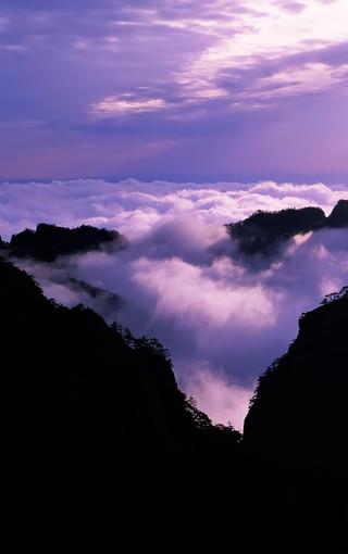 风景壁纸 山水风景壁纸 黄山云海高清壁纸