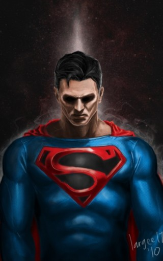超人动画手机壁纸