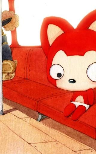阿狸狐高清手机壁纸欣赏