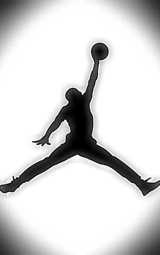 耐克乔丹标志壁纸_迈克尔乔丹扣篮_鞋包网