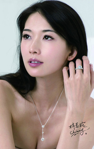 美女林志玲高清手机壁纸