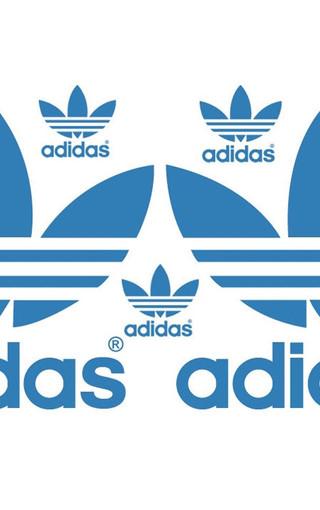 adidas个性logo标志壁纸 第3页-zol手机壁纸