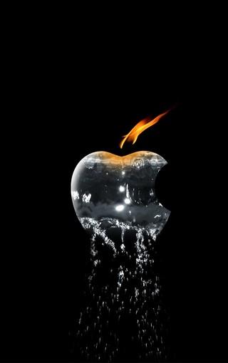 创意 苹果logo高清壁纸下载 第6页-zol手机壁纸图片