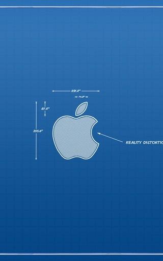 手机小图标素材蓝色
